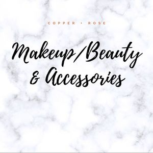 Makeup/Beauty & Accessories — New Items Coming!